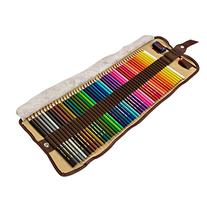 Pomona Direct Watercolor Pencils with Canvas Wrap Case,