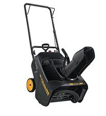Poulan Pro 961820015 136cc Single Stage Snow Thrower, 21-