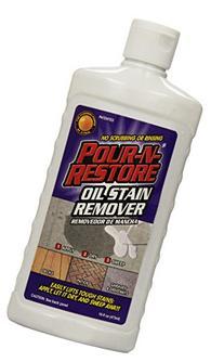 Pour-N-Restore Oil Stain Remover