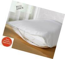 Premium BED Bugs Pillow Protector a Set of 2 Pillow