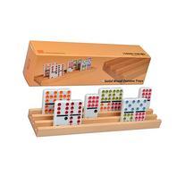 Yellow Mountain Imports Domino Racks/ Trays  - Premium