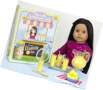 Pretend Play Food, Sophia's Lemonade Serving Set for 18 Inch