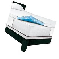 Serta Rest 3 Inch King Gel Memory Foam Mattress Topper - 80
