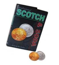 Professional Scotch & Soda -DVD and Gimmick