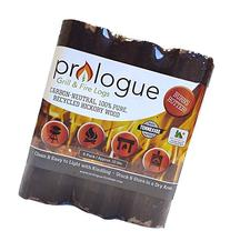 Prologue Grill & Fire Logs 6 Pack 10 Lbs 1 Ton Pallet
