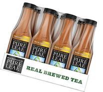 Pure Leaf Iced Tea, Tea and Lemonade, Real Brewed Black Tea