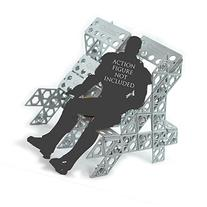 84 piece Qubits Teenager Mono Kit - B&W with Grey   As Seen