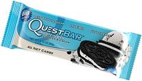 Quest Nutrition - Quest Bar Protein Bar Cookies & Cream - 2.