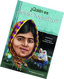 ¿Quién es Malala Yousafzai?/ Who is Malala Yousafzai