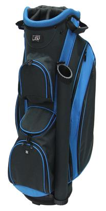 "RJ Sports- DS-590 9"" Lightweight Cart Bag"