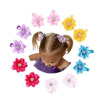 ROEWELL® Boutique Baby's and Girl's Grosgrain Mixed Color