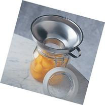 RSVP Endurance 18/8 Stainless Steel Canning Funnel