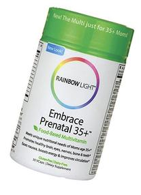 Rainbow Light Prenatal 35 Plus Multi-Vitamin, 30 Count