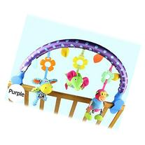 Rattle Toy, FINER Music Game Frame Baby Crib Hangings Infant