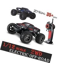 Red-kid 1/12 Scale 2.4Ghz Radio Controlled 2WD Off road