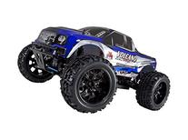 Redcat Racing Volcano EPX PRO Brushless Electric Truck, Blue
