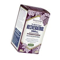 Reserveage - Resveratrol with Pterostilbene 500mg, Cellular
