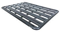 Rhino-Rack Pioneer Platform Rooftop Rack, Black, 76 x 54-