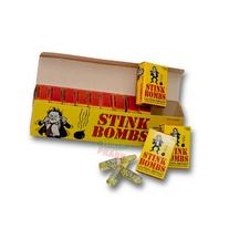 Rhode Island Novelty 36 Stink Bombs-3 Glass Vials Per Box