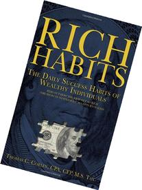 Rich Habits - The Daily Success Habits of Wealthy
