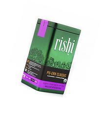 Rishi Tea Organic Pu-erh Classic Loose Leaf Tea, 3.00 Ounces