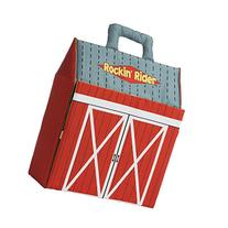 Rockin' Rider Carry-Along Horse Stable Ride On