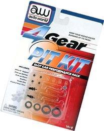 Round 2 4-Gear Slot Car Pit Kit RDZ00230