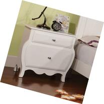 Roxana Night Stand by Furniture of America