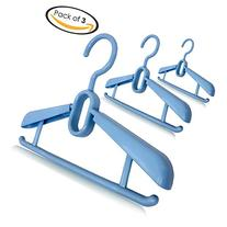 Royal Cloak Cascading Blue Baby Clothes Hangers, Great