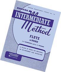 Rubank Intermediate Method:  Flute or Piccolo