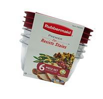 Rubbermaid Premier Food Storage Container, 14-cup Size,