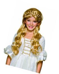 Rubies Blond Enchanted Princess Wig