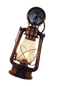 Rustic lantern wall mounted light - Large Rustic by Muskoka