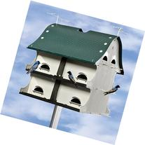 S & K Manufacturing American Barn Birdhouse - 12 Room, Model