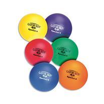 """S&S Worldwide 8"""" Gator Skin Special Foam Balls"""