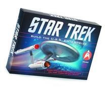 STAR TREK Build the U. S. S. Enterprise