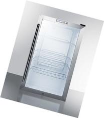 "Summit SCR486L 19"" Commercially Approved Beverage Center"