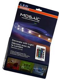 Sylvania LED RGBW Color Changing Strip Lights RGBW Mosaic