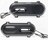 Sabrent Ultra-Portable Weatherproof Wireless Bluetooth