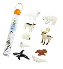 Safari Ltd Arctic TOOB With 10 Fun Figurines, Including A