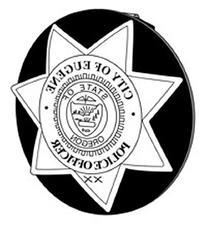 Safariland 7350-01-2 Circular Badge Holder, Black, Plain