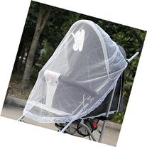 Safe Protector Stroller Baby Infants Mesh Fly Bee Insect Bug