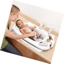 Safety 1st Infant Newborn Baby to Toddler Bath Tub, White -