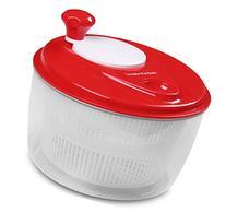 Salad-Spinner Salad-Tosser Vegetable-Dryer, Easy Spin , 5.5