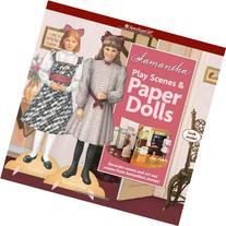 Samantha Play Scenes & Paper Dolls
