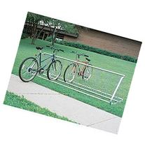 Saris All-Steel Grid Rack - 9 Bikes - Galvanized Finish With