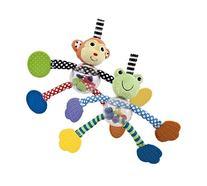 Sassy Hug 'N Tug Friend Toy