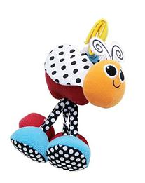Sassy Jitter Bugs Toy, Orange