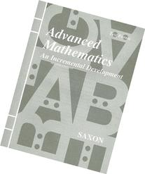 Saxon Advanced Mathematics: An Incremental Development, Test Forms