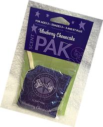 Scentsy Scent Pak Blueberry Cheesecake